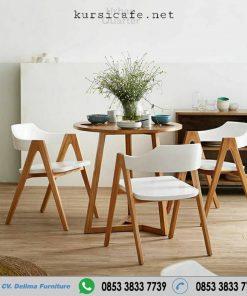 Kursi Cafe Makan Restoutrant Modern