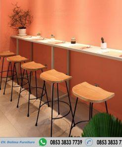 Kursi Cafe Bar Seri Industrial KC-095